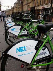 Scratch Bikes in Newcastle