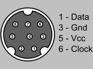 Tipro MID Keyboard Pinouts (Diagram)